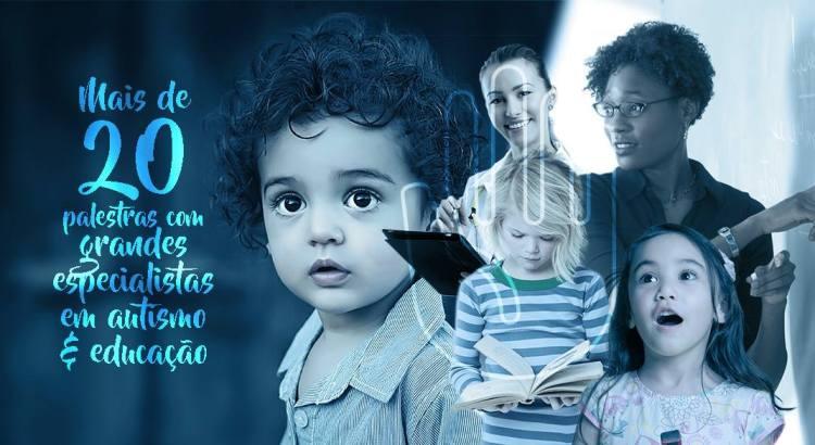 Congresso Online Nacional de Educação escolar e familiar em Autismo