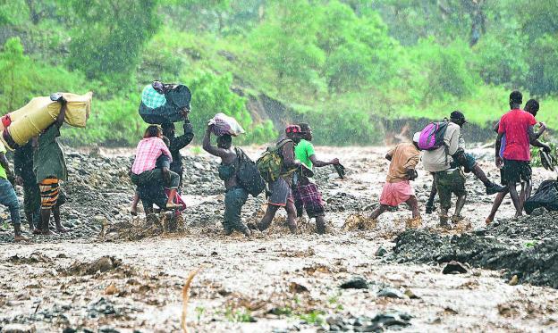 por que o haiti não aparece na mídia, furacão haiti, furacão flórida, haiti, desespero, devastação