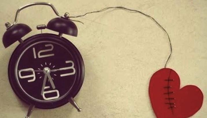 tempo, relógio, o tempo cura
