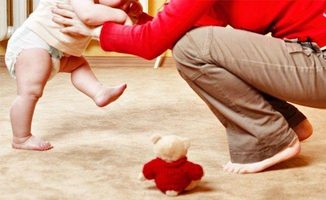 dar o primeiro passo, primeiro passo bebe, bebe andado, criança andando