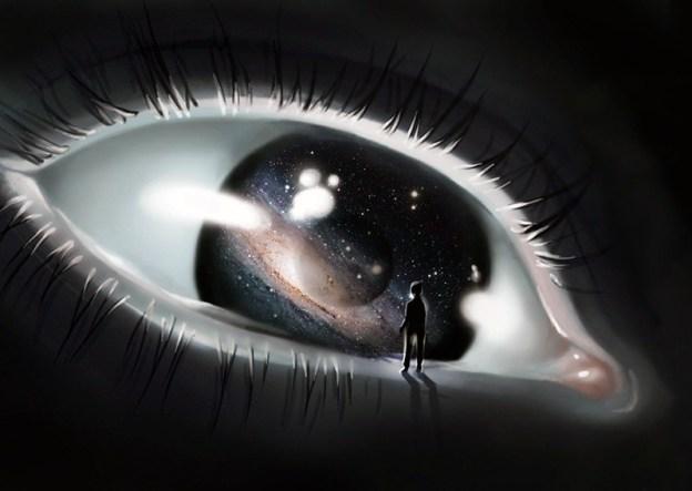 a humanidade em um olhar