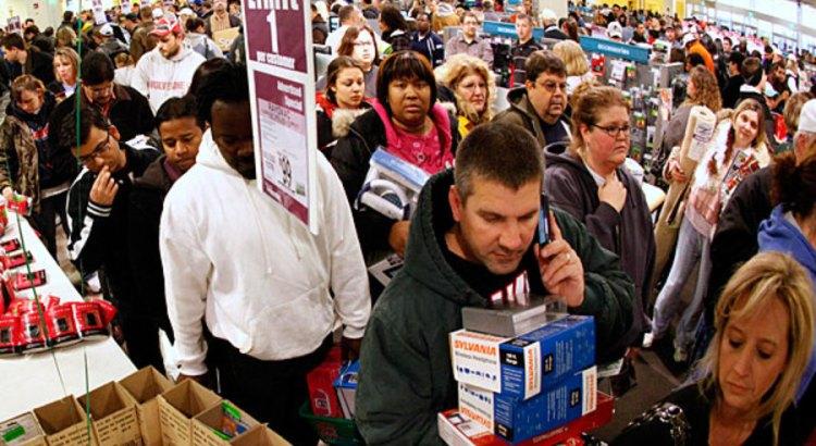 black friday, consumismo