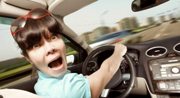 medo de dirigir