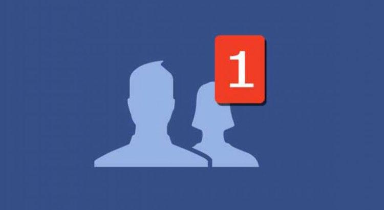 posso adicionar meu psico no facebook, solicitação de amizade