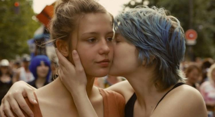 lésbica, adele, azul é a cor mais quente