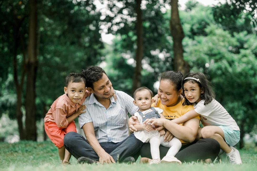 Felicidade dos filhos