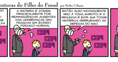 Filho do Freud: Histeria, culpa e Defesas do Ego