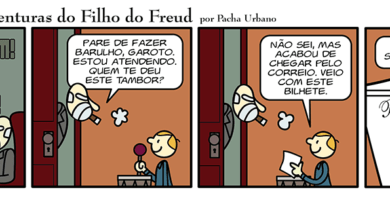 Jung troll, Freud e as pulsões de morte