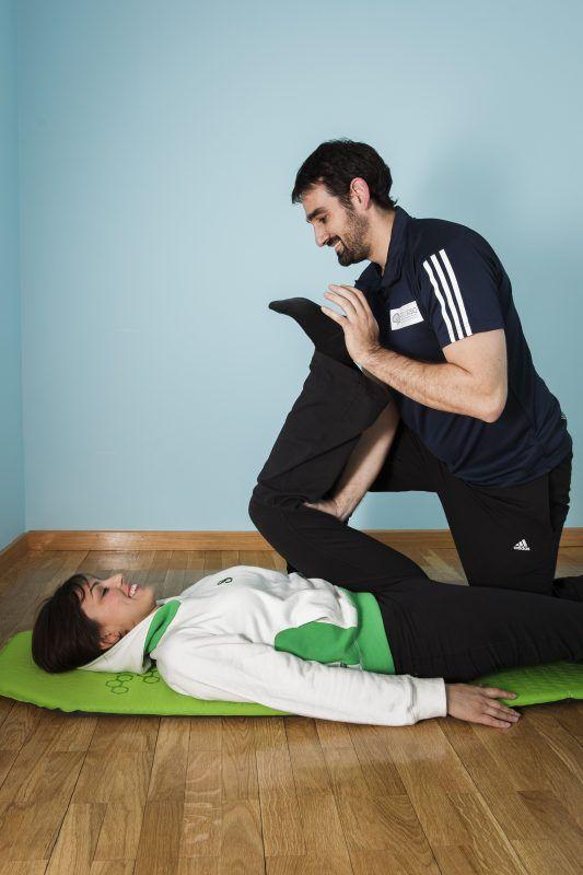 ejercicio tratamiento fisioterapia deportiva