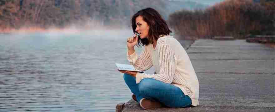 Escribe Para Calmar Mente y Cuerpo