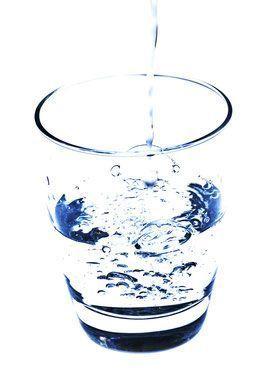 cuento: el vaso de agua