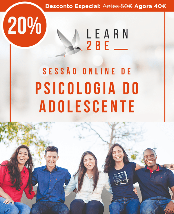 Learn2Be-Psicologia do Adolescente Online
