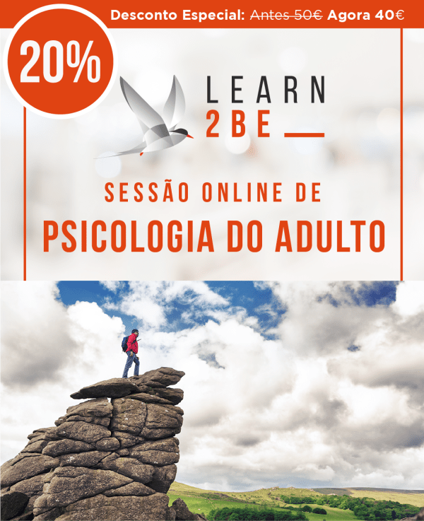 Learn2Be-Psicologia do Adulto Online
