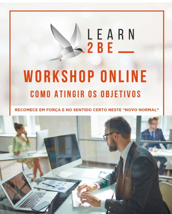 Workshop Como atingir os objetivos-Learn2Be-2021