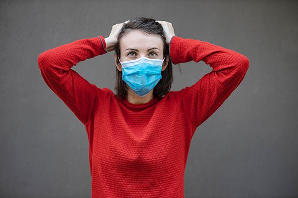ansiedade no regresso à escola - coronavirus