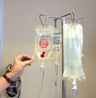 Quimioterapia tumor cerebral - Psicologia en Cáncer
