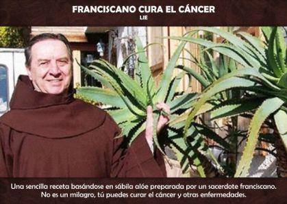 Aloe vera contra el càncer