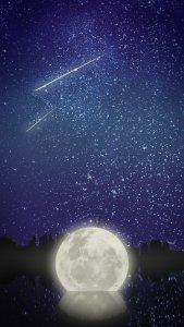 Deseos y estrellas fugaces