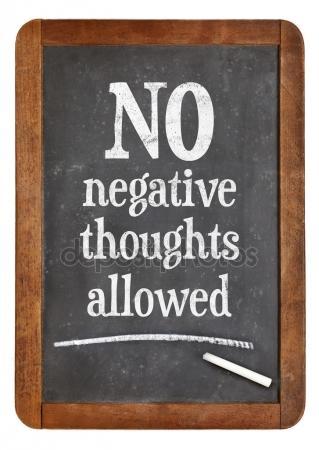 pensam negativos stop