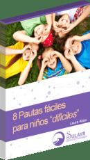 libro 8 pautas faciles para niños dificiles
