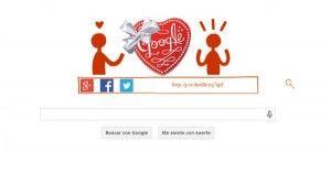 Google Te Anima a Regalar Bombones en San Valentín