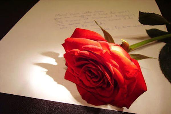 Regalar Una Carta De Amor En Navidad