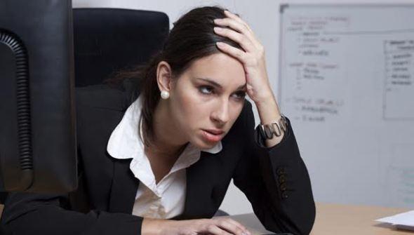 Depresion En El Trabajo
