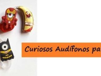Curiosos Audifonos para Niños