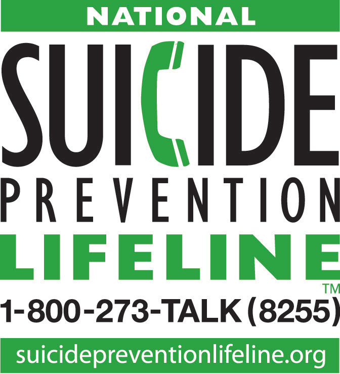 Suicide Prevention Lifeline-Prevención