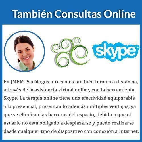 Psicólogo en málaga jmem, terapias online