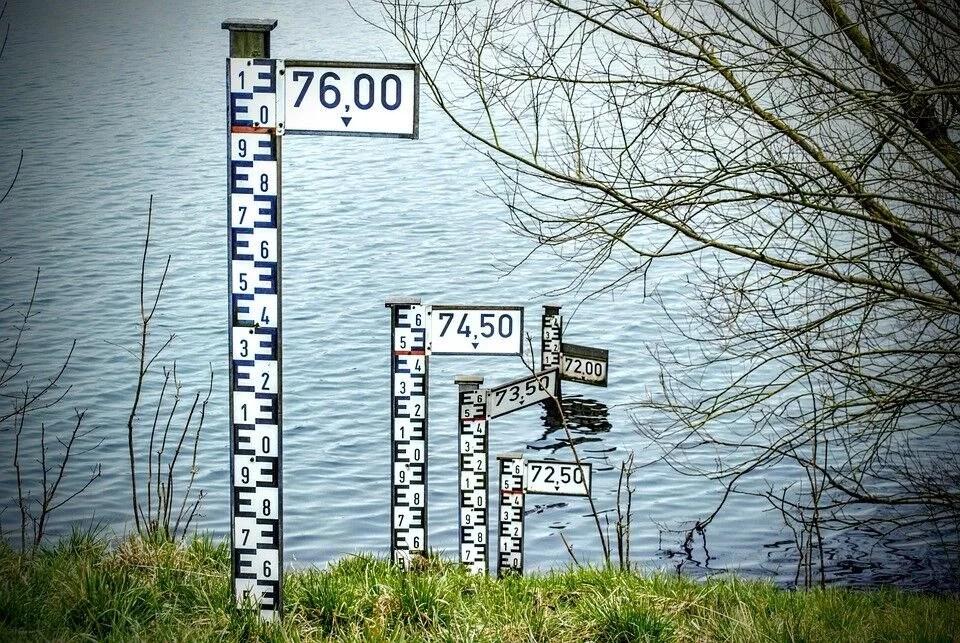 Tarea de nivel de agua