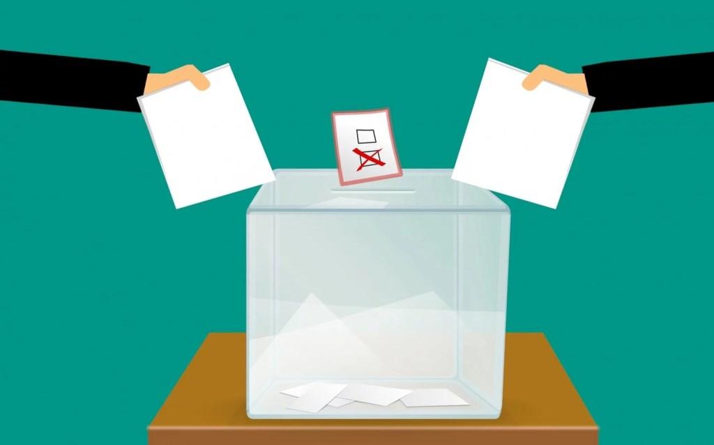 Votar correctamente