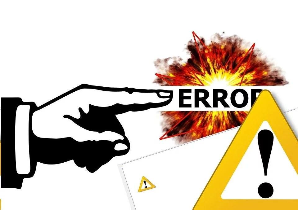 Análisis de errores