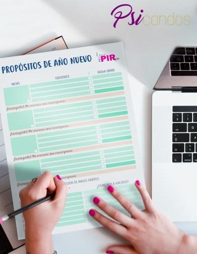 Metas, objetivos, planificar