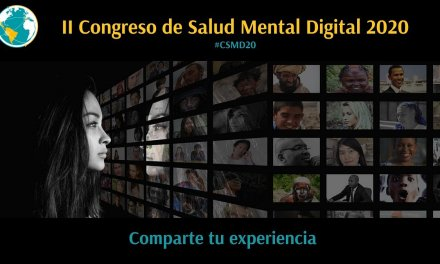 II CONGRESO DE SALUD MENTAL DIGITAL 2020 #CSMD20