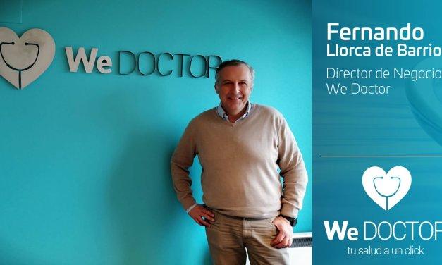 WE DOCTOR: SUS INICIOS Y LA PROYECCIÓN DE LA TELEPSICOLOGÍA Y LA TELEMEDICINA