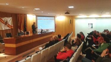 Conferencia en la Copa de España de Ciudad Real 2015