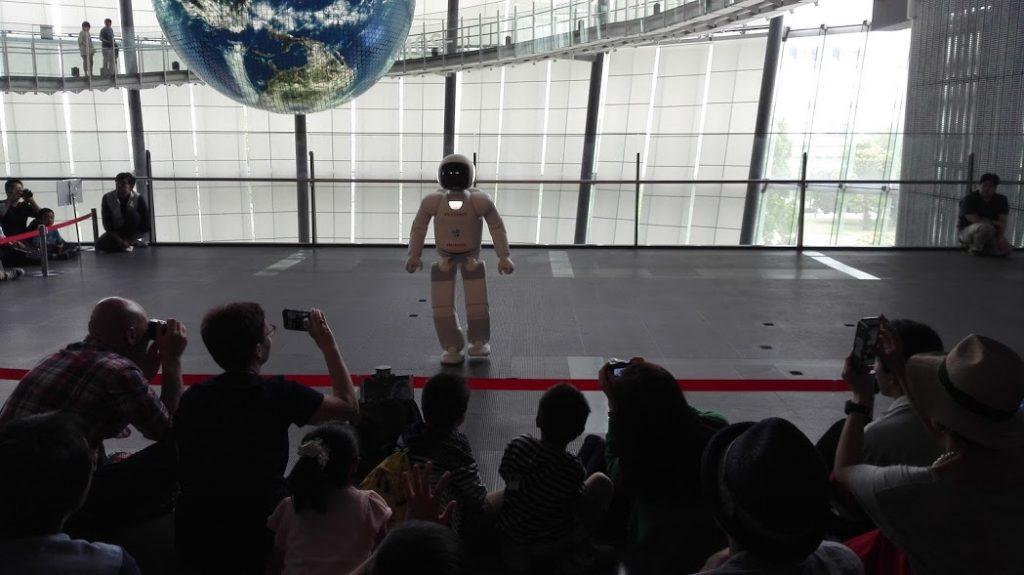 aprendizaje robot