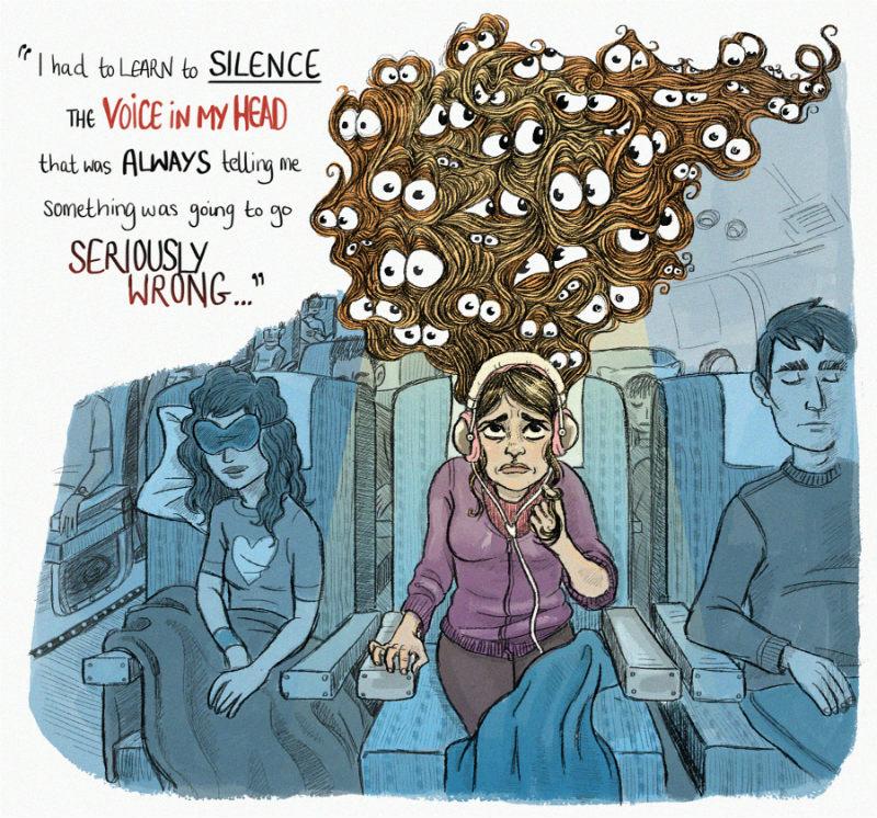 viajar con ansiedad