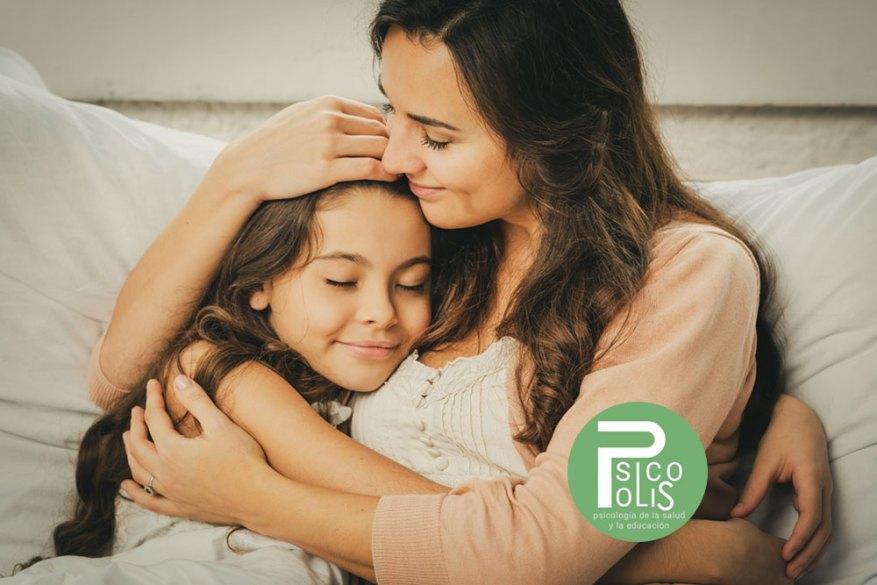 Lograr una buena Conexión emocional con los hijos - Psicopolis