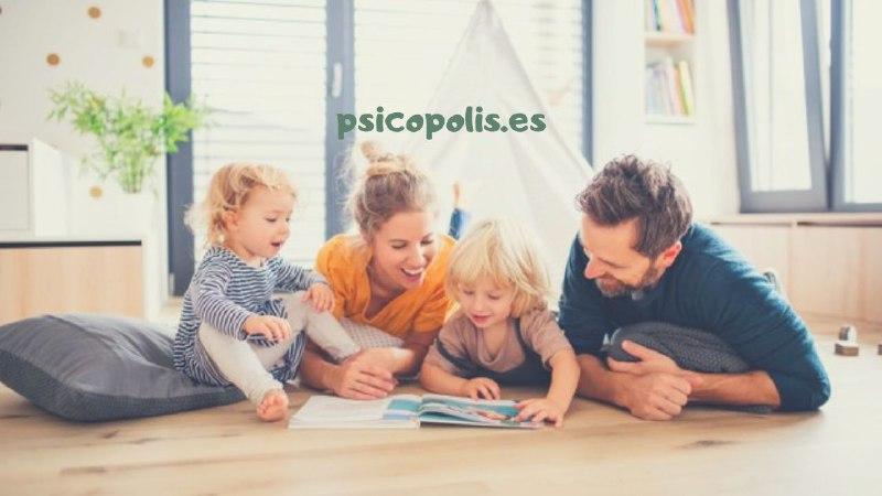 cuentos sobre emociones en familia