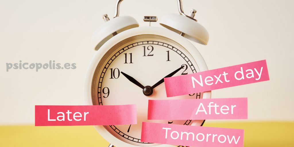 Qué es procrastinar y cómo dejar de hacerlo