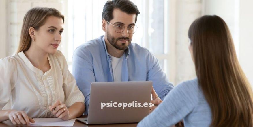 Test psicotécnicos - oposiciones