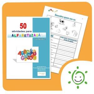 50 atividades para alfabetização