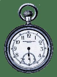 reloj seis y media