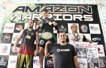 Amazon Warriors - Ronys vence Preguição - pódio da categoria - by Emanuel Mendes Siqueira