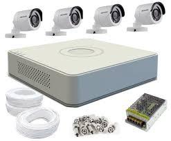 4ch CCTV kit