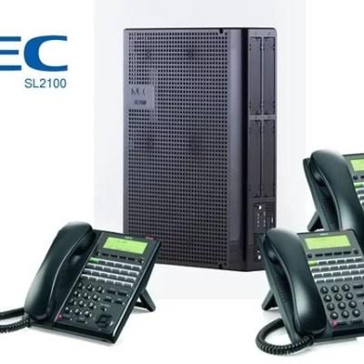 Tηλεφωνικά κέντρα NEC
