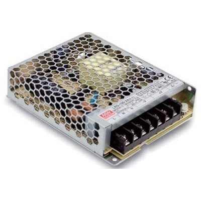 MEANWELL PS-25-15 Τροφοδοτικό CCTV 15V 1,7A ρυθμιζόμενο κατάλληλο για τροφοδοσία καμερών με μεγαλύτερες αποστάσεις καλωδίου.