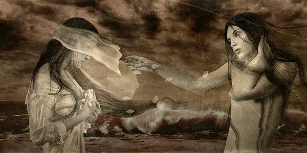 Несказочные истории: Лилит и Ева.